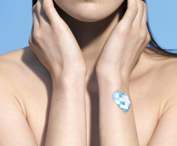 La Roche Posay: My UV Patch
